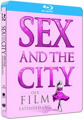 Sex and the City - Der Film (exklusiv bei Amazon im hochwertigen Steelbook) [Blu-ray]