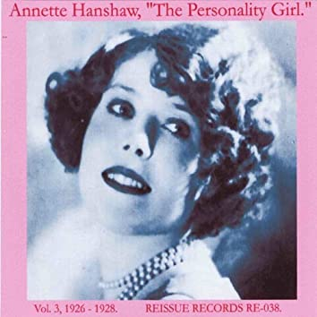 The Personality Girl, Vol. 3, 1926-1928