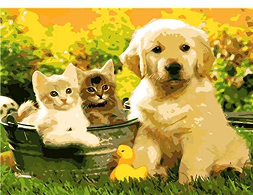 NaNa Kunst Kinder Adult Puzzle 1000 Stück Blume Hund Home Decoration Hilfe Denken