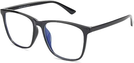 Livho Blue Light Blocking Glasses for Computer Use, Anti Eyestrain UV Filter Lens Lightweight Frame Eyeglasses LI1786