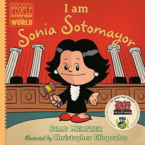 I Am Sonia Sotomayor cover art
