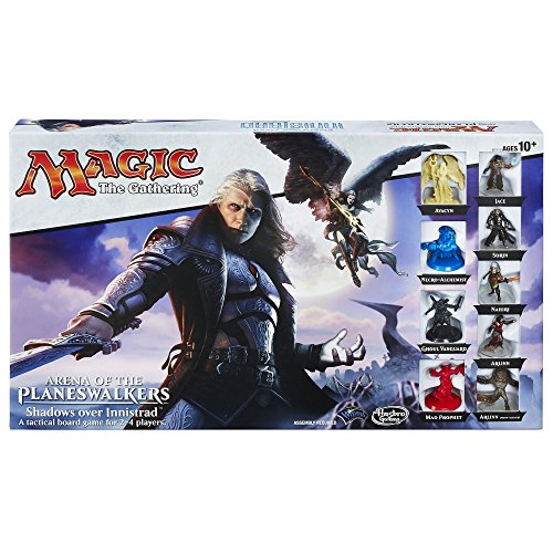 Magic The Gathering: Arena of the Planeswalkers Shadows Over Innistrad Game