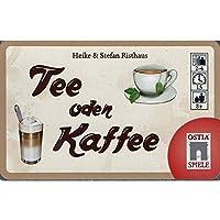 ティー・オア・カフェ / コーヒーか紅茶か