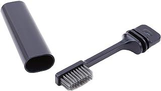 Honel 旅行歯ブラシ 折りたたみ歯ブラシ 携帯歯ブラシ 外出 旅行用 ソフト コンパクト 便利 折りたたみ