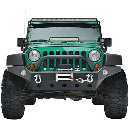 jeep bumper jk - 9