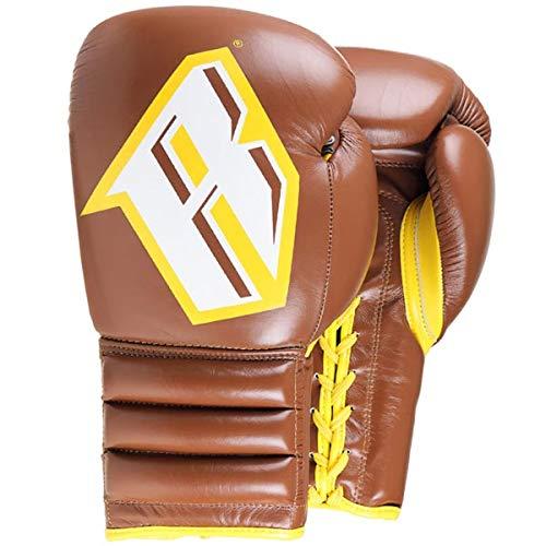 Revgear S4Boxhandschuhe Professional Boxing Sparring Handschuh Authentic braun von minotaurfightstore, 454 g