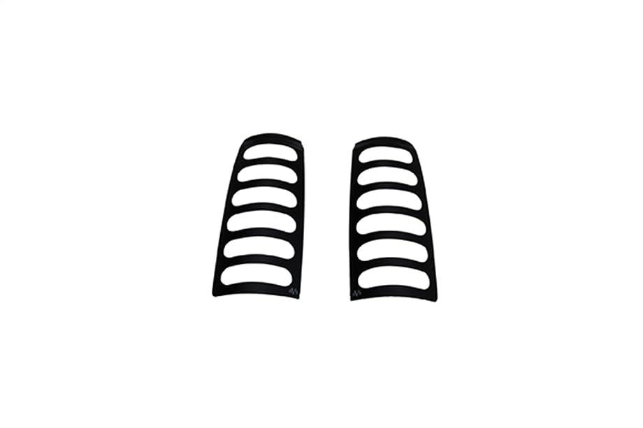 Auto Ventshade 36343 Slots Taillight Covers for 1988-1999 Chevrolet & GMC C/K1500-C/K3500, 1992-2000 Yukon & Suburban, 1992-1994 Blazer, 1995-2000 Escalade & Tahoe, 1999-2000 Yukon Denali