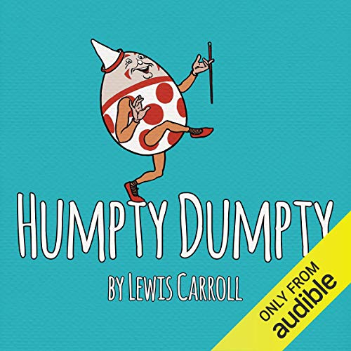 Humpty Dumpty audiobook cover art