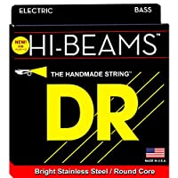 DR HI BEAM/B HEAVY ER-50 エレキベース弦×2セット