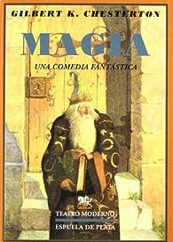 Magia Una Comedia Fantastica par G.K. Chesterton