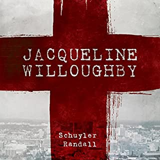 Jacqueline Willoughby audiobook cover art