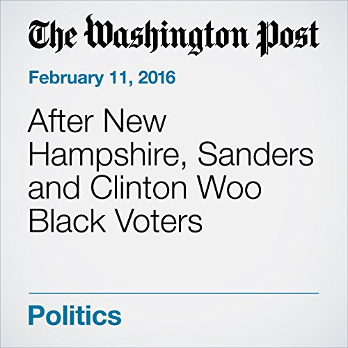 After New Hampshire, Sanders and Clinton Woo Black Voters cover art