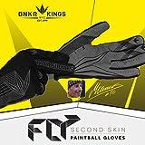 BunkerKings Fly Gloves - Black -