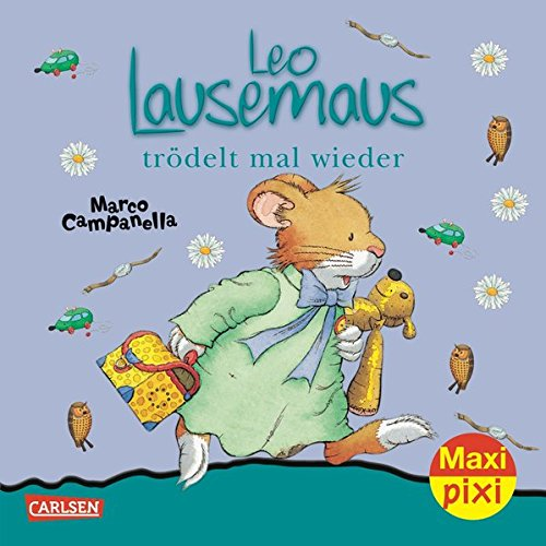 Maxi-Pixi Nr. 107: VE 5 Leo Lausemaus trödelt mal wieder