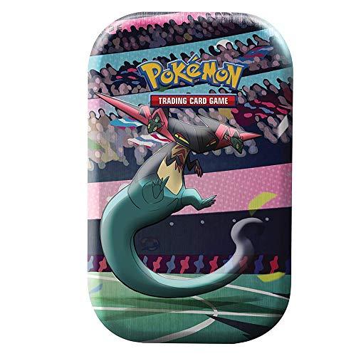 Galar Mini Tin Box zur Auswahl | Pokemon | Sammelkarten-Spiel | Trading Cards, Mini Tin Boxen:Katapuldra Galar