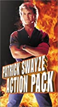 Patrick Swayze Action Pack VHS