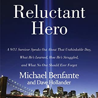 Reluctant Hero cover art