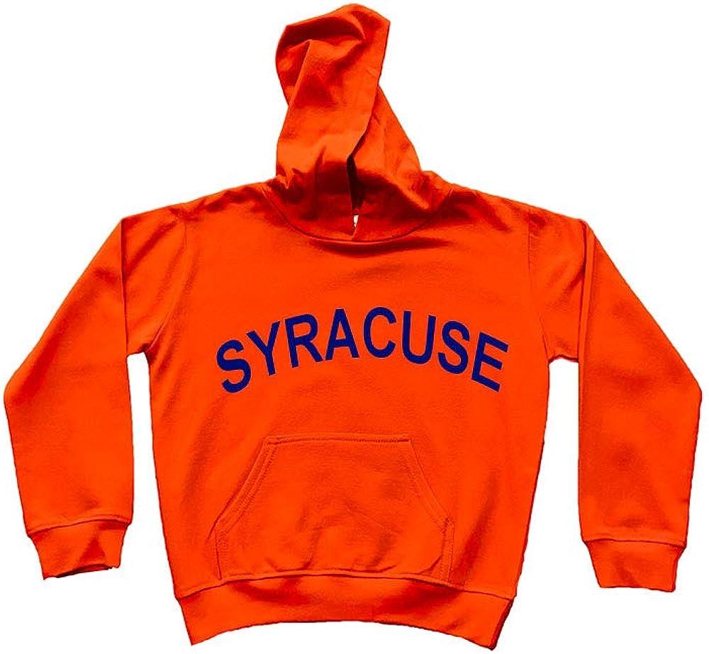 PandoraTees Kids Fleece Hoodie - Syracuse