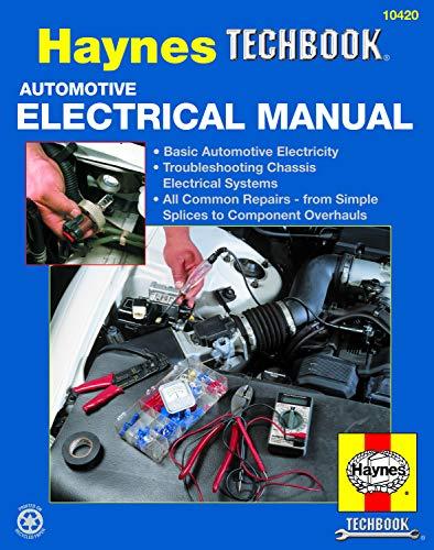 Automotive Electrical Haynes TECHBOOK (Haynes Repair Manuals)