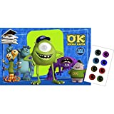 Disney Pixar Monsters University Party Game