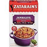 Zatarain's Spicy Jambalaya 8 oz, (Pack of 12)