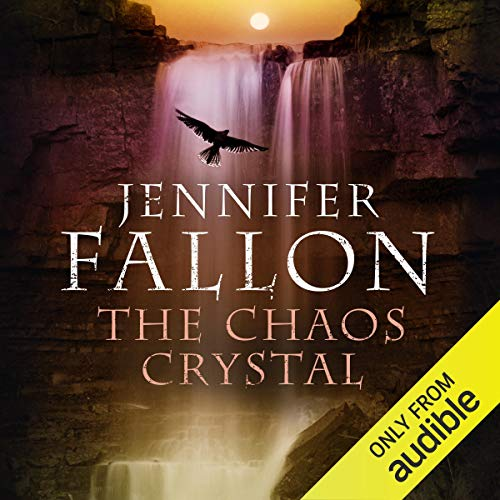 The Chaos Crystal audiobook cover art