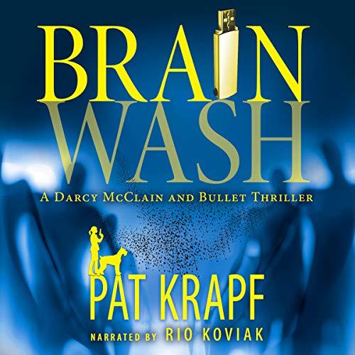 Brainwash audiobook cover art