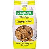 Seitenbacher Vollkorn Kekse Dinkel Zimt, 4er Pack (4 x 200 g)