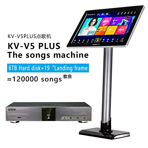 Great Deal! InAndOn KV-V5 PLUS Intelligent voice keying machine online movie dual system coexistence...