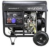 Hyundai, DHY8500LEK-T, Generatore Diesel 3000rpm FullPower