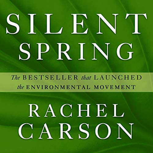 Silent Spring audiobook cover art