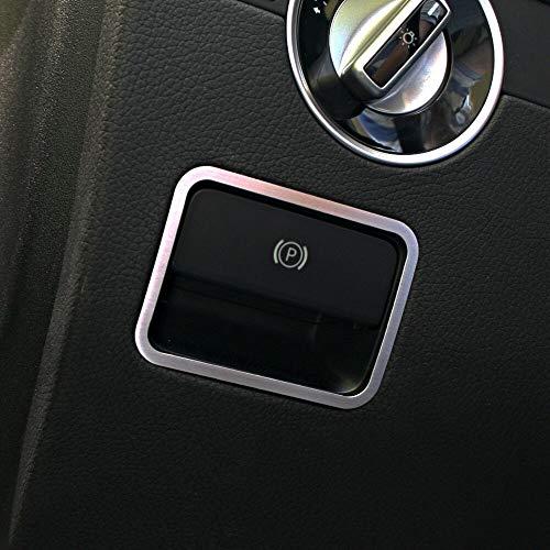 1 Zierrahmen für Handbremse Mercedes SLK 172 aus Aluminium R172 FL 280 200 350 AMG55 AMG45