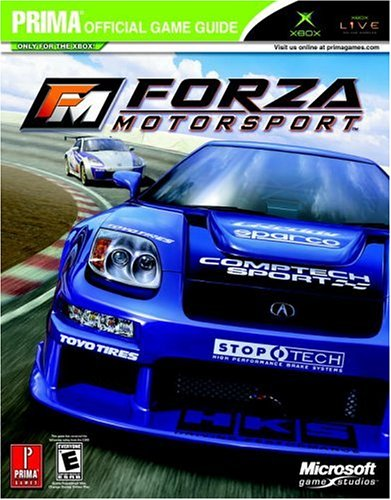 Forza Motorsport (Prima Official Game Guide)