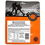 Expedition Foods High Energy Serving Macaroni and Cheese - Orange by