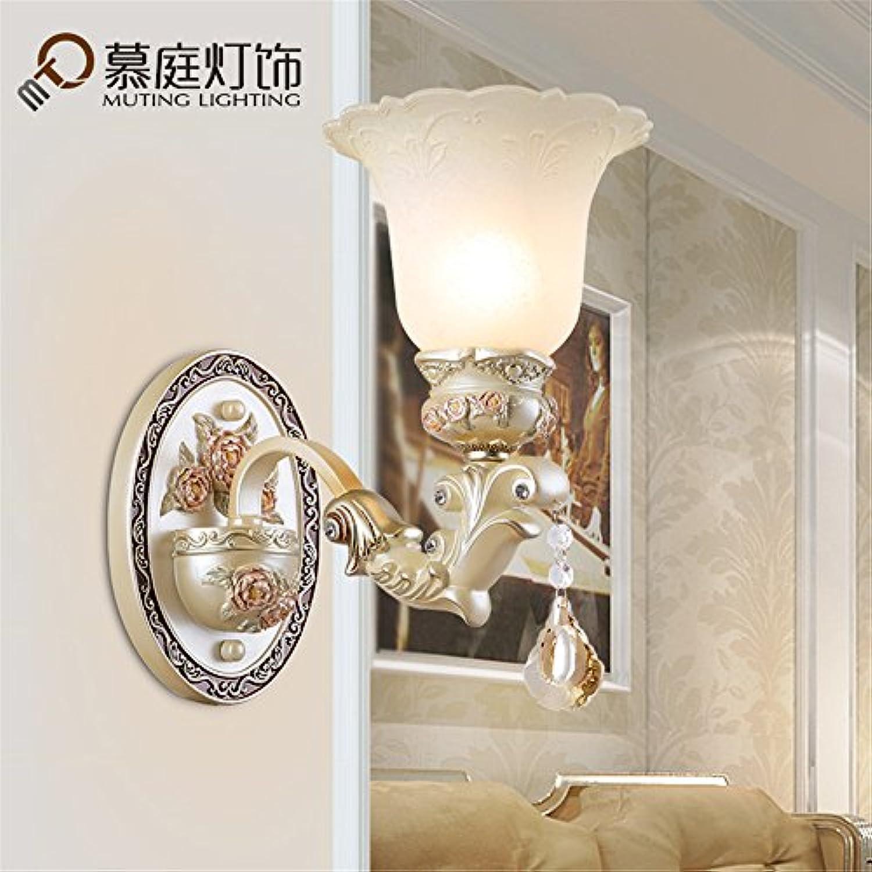 StiefelU LED Wandleuchte nach oben und unten Wandleuchten Atmosphre im Wohnzimmer an der Wand lampe Schlafzimmer Bett texturierte Wandleuchten antiken Treppen Flure (19  40 cm)
