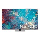 Samsung Neo QLED 4K 2021 55QN85A - Smart TV de 55' con Resolución 4K UHD, Quantum Matrix Technology, Procesador Neo QLED 4K con Inteligencia Artificial, Quantum HDR 1500, OTS