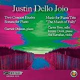 Two Concert Études/March