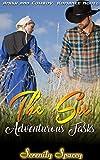 The Six Adventurous Tasks: Amish and Cowboy Romance Novel (English Edition)
