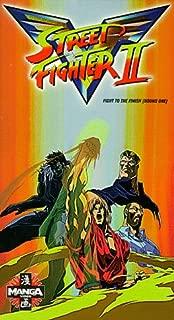 Street Fighter II V9 [VHS]