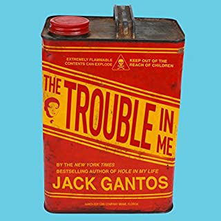 The Trouble in Me audiobook cover art