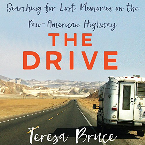 The Drive audiobook cover art
