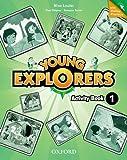 Young Explorers - Activity Book. Level 1 (+ Online Practice)