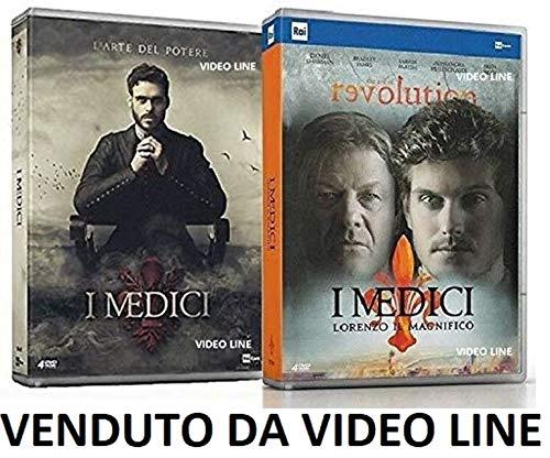 I Medici - Stagione 01-02 (8 DVD) - Edizione Italiana