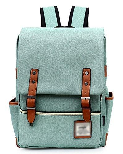 beibao shop Backpack Sacs à Dos pour Ordinateur Portable Style College Oxford Casual Grande capacité Épaule Extérieur Voyager Multi-Fonctionnel Sac à Dos d'ordinateur, 006