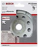 Bosch Professional 2608601571 Mola a Tazza Diamantata Standard for Concrete per Calcestruz...