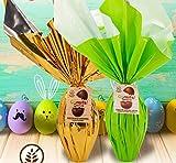 Uova di Pasqua Gonuts! Cioccolato al Latte. Senza zuccheri aggiunti. Senza glutine. Formato da 300gr.
