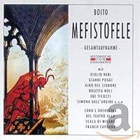 BOITO/ MEFISTOFELE