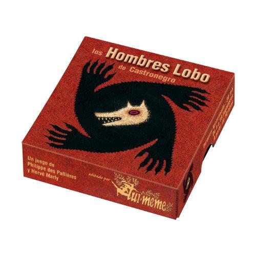 Asmodee - Hombres Lobo de Castronegro - español