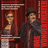 Henze-the Miracle Theatre 'das Wundertheater
