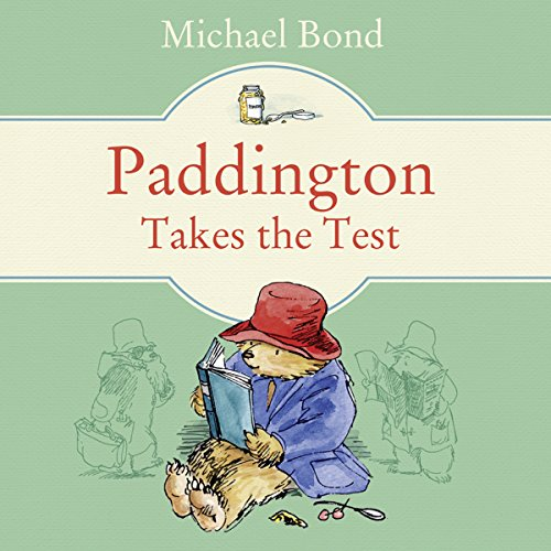 『Paddington Takes the Test』のカバーアート